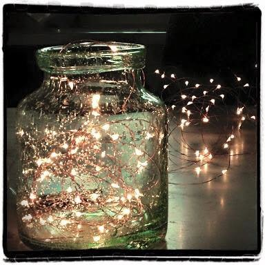 copper seed lights