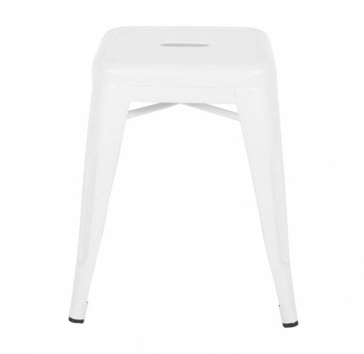 small metal stool